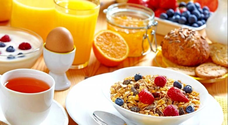 Начните утро с правильного завтрака
