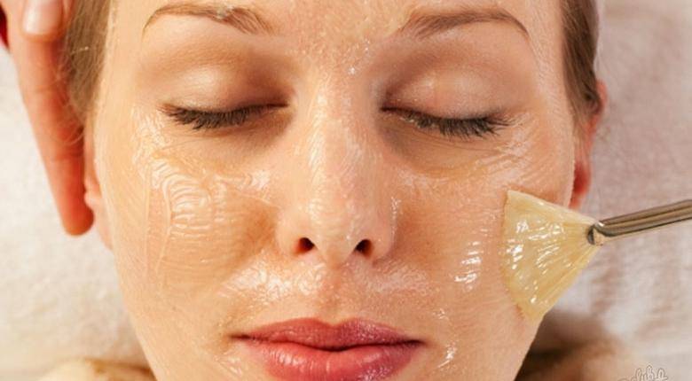 Желатиновая маска для лица и волос