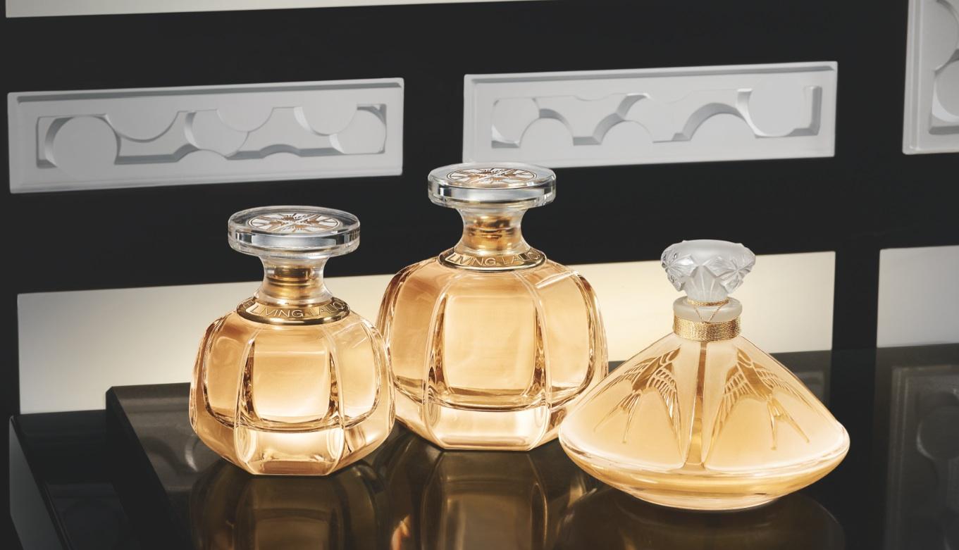 Особенная парфюмерия LALIQUE