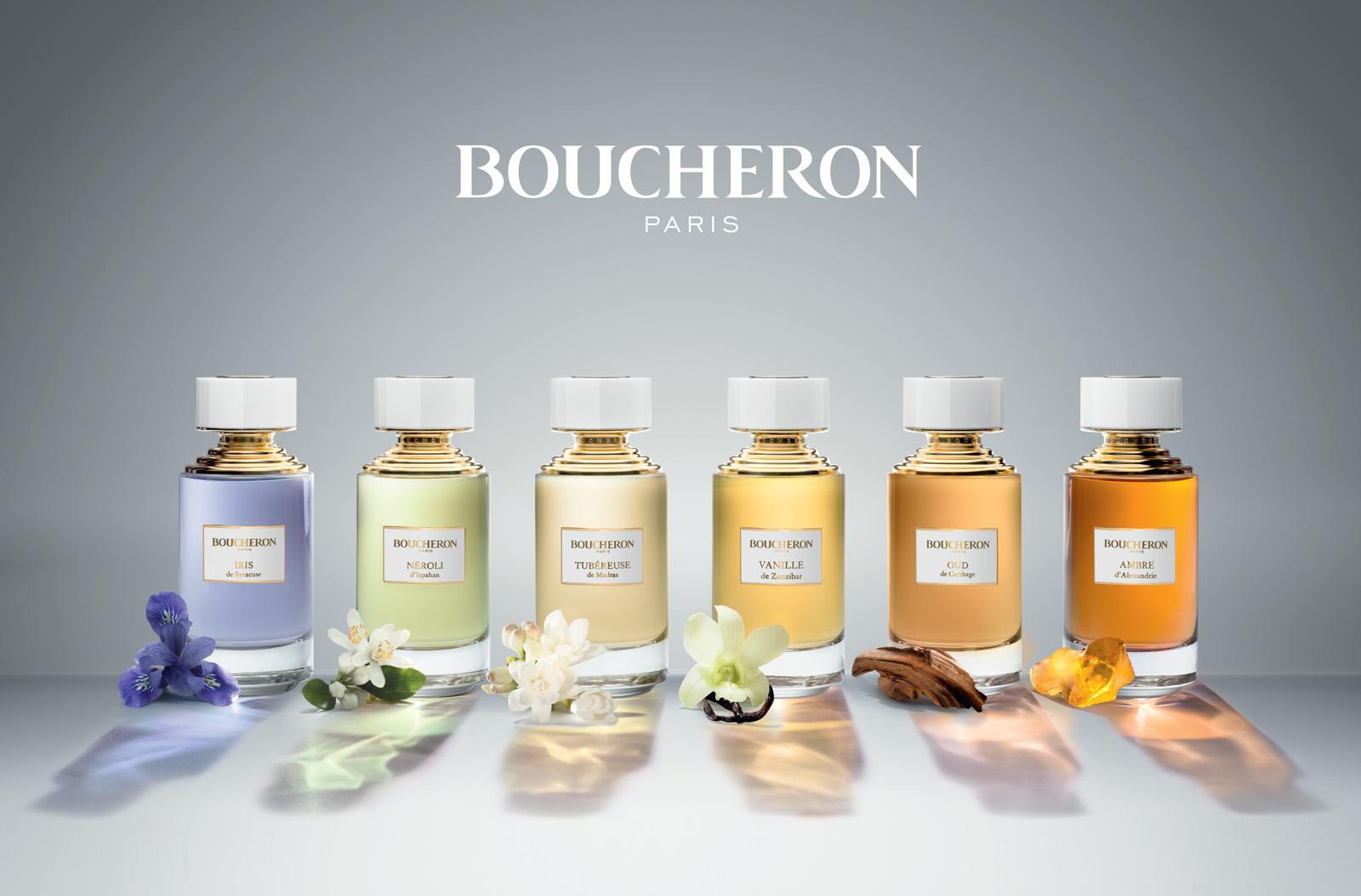 BOUCHERON - это аристократизм и изысканность