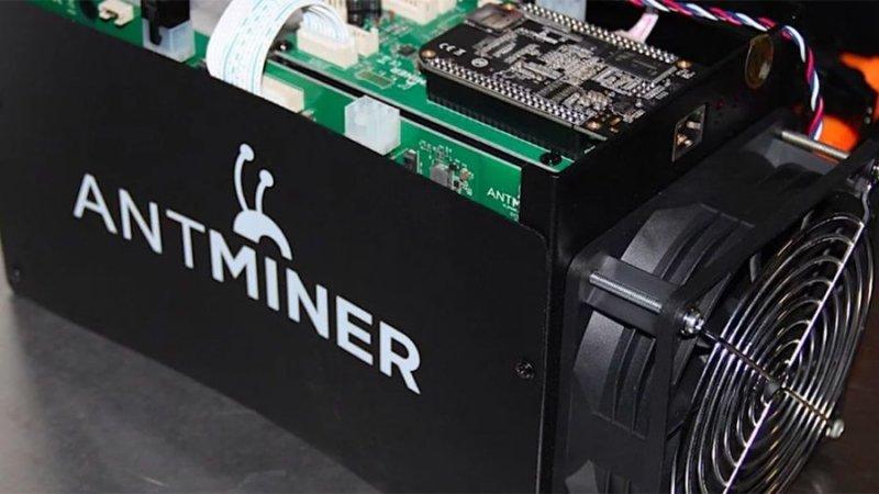 ASIC майнер Antminer от компании Bitmain